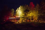 Valön Yö tapahtuma järjestetään vuosittain Möhkössä
