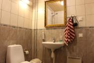 Suma-huoneiston kylpyhuone