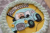 Kastejuhlan kakku