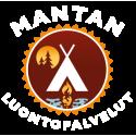 Mantan Luontopalveluiden logo
