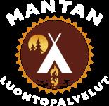 Mantan Luontopalvelut logo