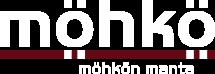 Savottakahvila Möhkön Manta logo